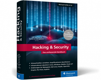 Hacking & Security (2. Auflage)
