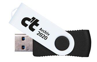 c't Archiv 2020 USB-Stick