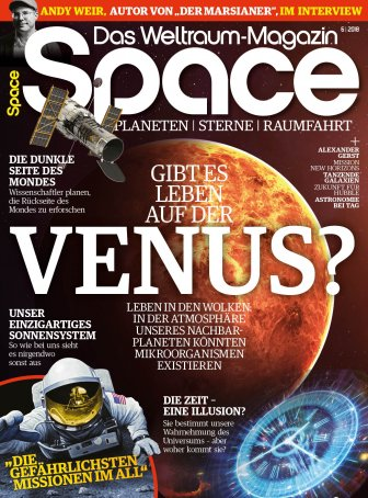 Space Weltraum Magazin 6/2018