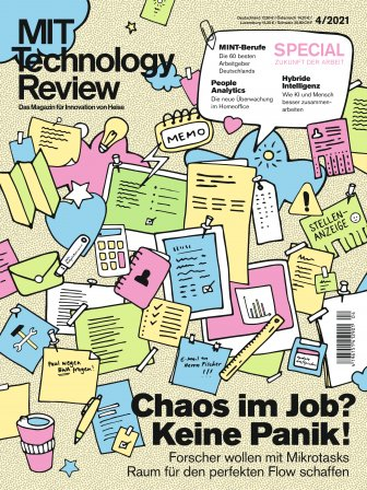 MIT Technology Review 04/2021