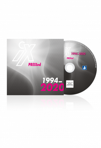 iXPRESSed 1994-2020 DVD
