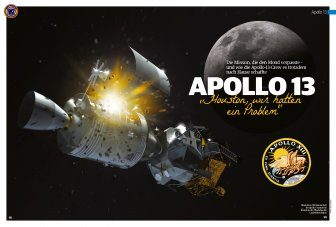 "Space Sonderheft 2019 ""Apollo"""