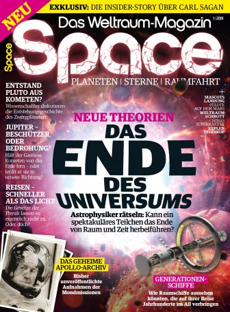 Space Weltraum Magazin 01/2019