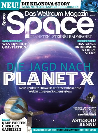 Space Weltraum Magazin 04/2019