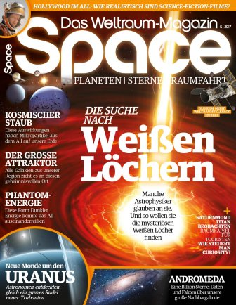 Space Weltraum Magazin 6/2017