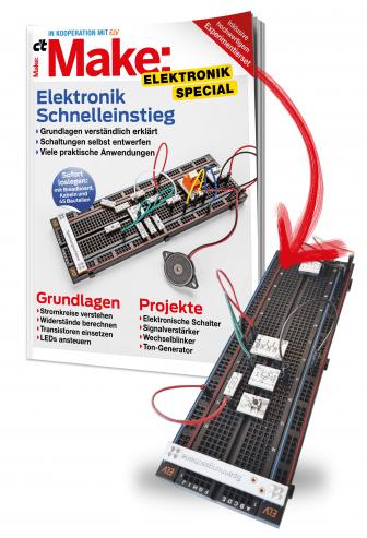 Make Elektronik Special