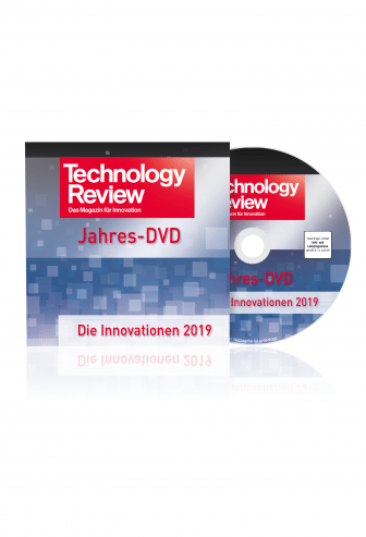 Technology Review Jahres-DVD 2019