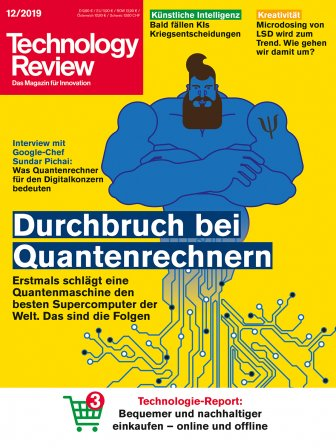 Technology Review 12/2019
