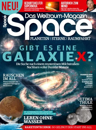 Space Weltraum Magazin 06/2019
