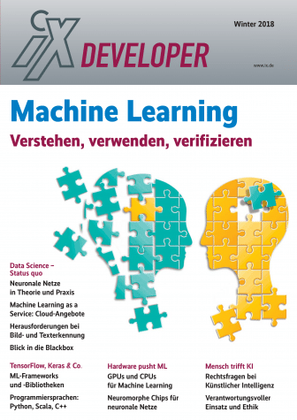 iX Developer Machine Learning