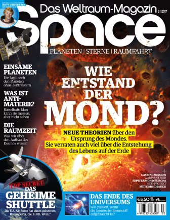 Space Weltraum Magazin 3/2017