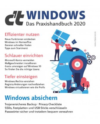 c't Windows 2020