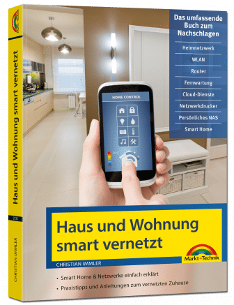 Haus und Wohnung smart vernetzt