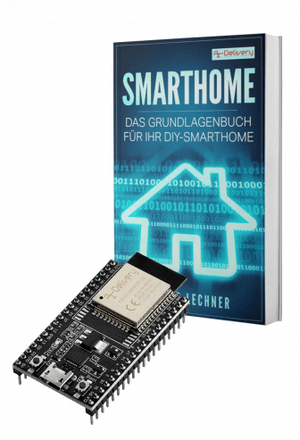 Bundle: Smarthome Buch & ESP-32 Dev Kit C V4