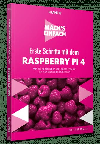 Erste Schritte mit dem Raspberry Pi 4