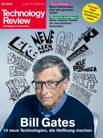 Technology Review 04/2019
