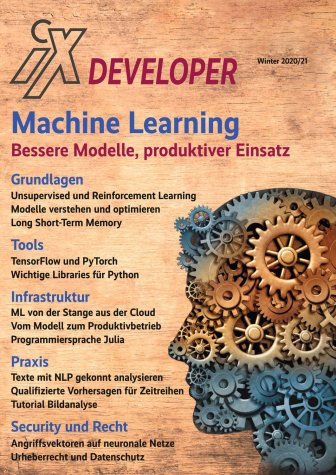 iX Developer Machine Learning 2020