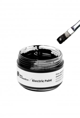 Electric Paint leitfähige Farbe 50 ml