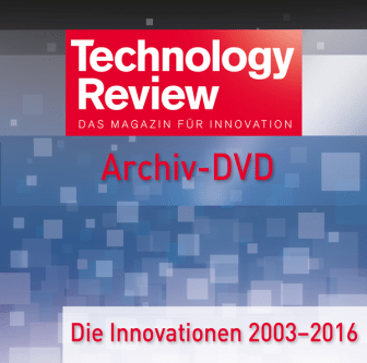 Technology Review Archiv 2003 - 2016