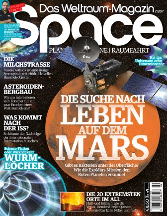 Space Weltraum Magazin 02/2017