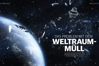 Space Weltraum Magazin 04/2020