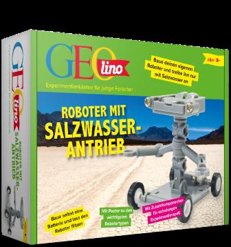 GEOlino Salzwasserroboter
