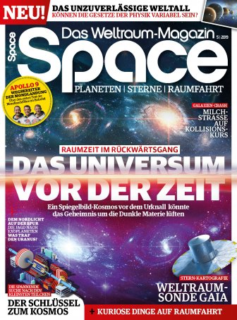 Space Weltraum Magazin 05/2019
