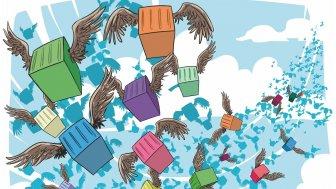 Docker Swarm: Container verteilen und verwalten