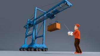 Grafische Oberflächen für Docker