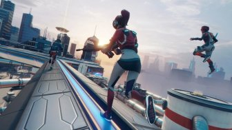 """Hyper Scape"": Ubisoft macht Battle Royale mit Höhenflug"