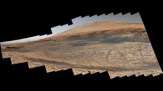 NASA-Rover Curiosity: Wochenlanger Roadtrip zu neuem Forschungsgebiet begonnen