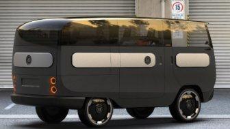 eBussy: Elektrischer Hundertsassa für Handwerker, Lieferanten, Camper …