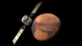 Mars Express: Drei weitere Seen unter dem Eis auf dem Roten Planeten