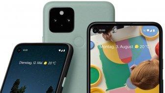 Pixel 4a 5G und Pixel 5: Die ersten Google-Phones mit 5G