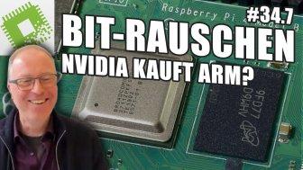 Bit-Rauschen: Nvidia kauft ARM und was das bedeutet  c't uplink 34.7