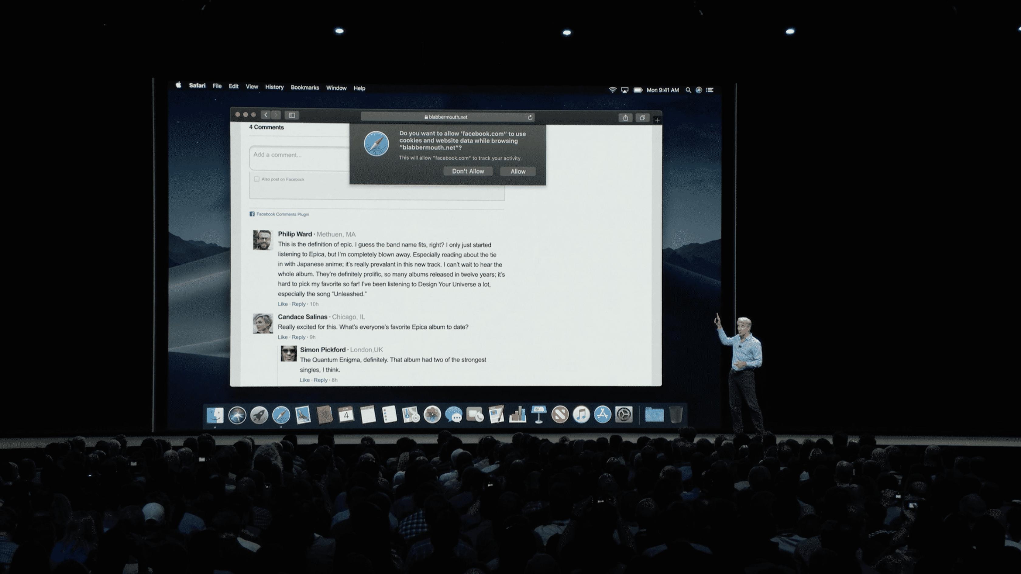 """""""Wir machen das dicht"""": Apple will Tracking über Like-Buttons aushebeln"""