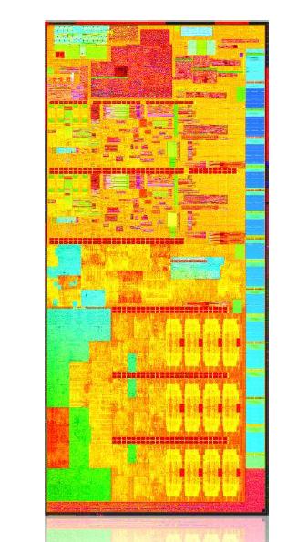 Broadwell: Sparsamer dank 14-nm-Fertigung.