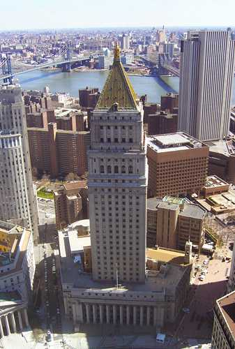 Hochhaus in Manhattan