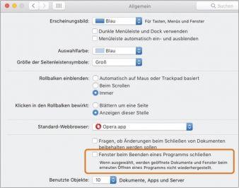 Mac Apps Automatisch Im Vollbild Starten Lassen Mac I