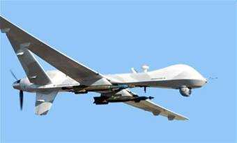 MQ-9 Reaper-Drohne. Bild: U.S. Air Force