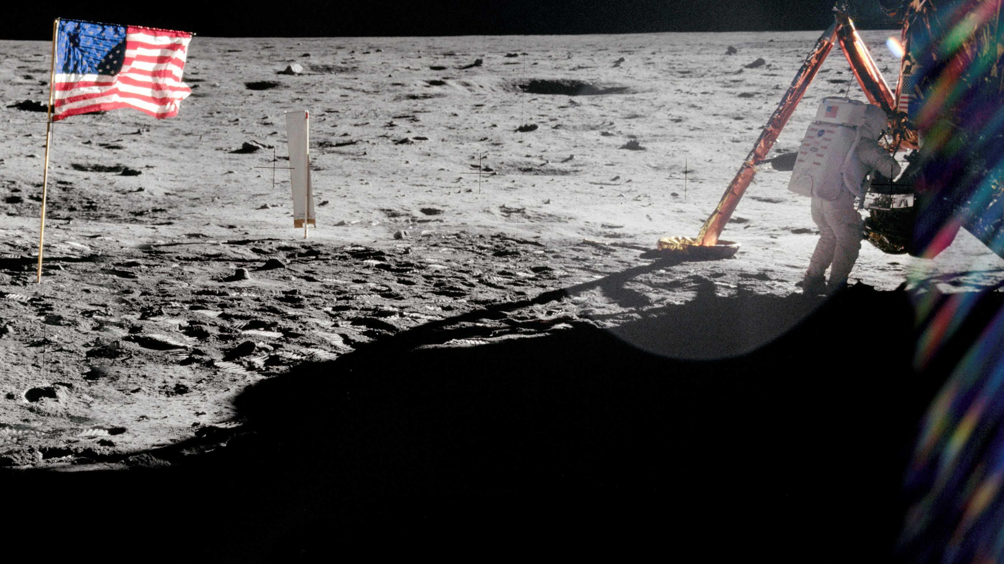 """50 Jahre Mondlandung: Apollo 11 - """"the eagle has landed"""""""