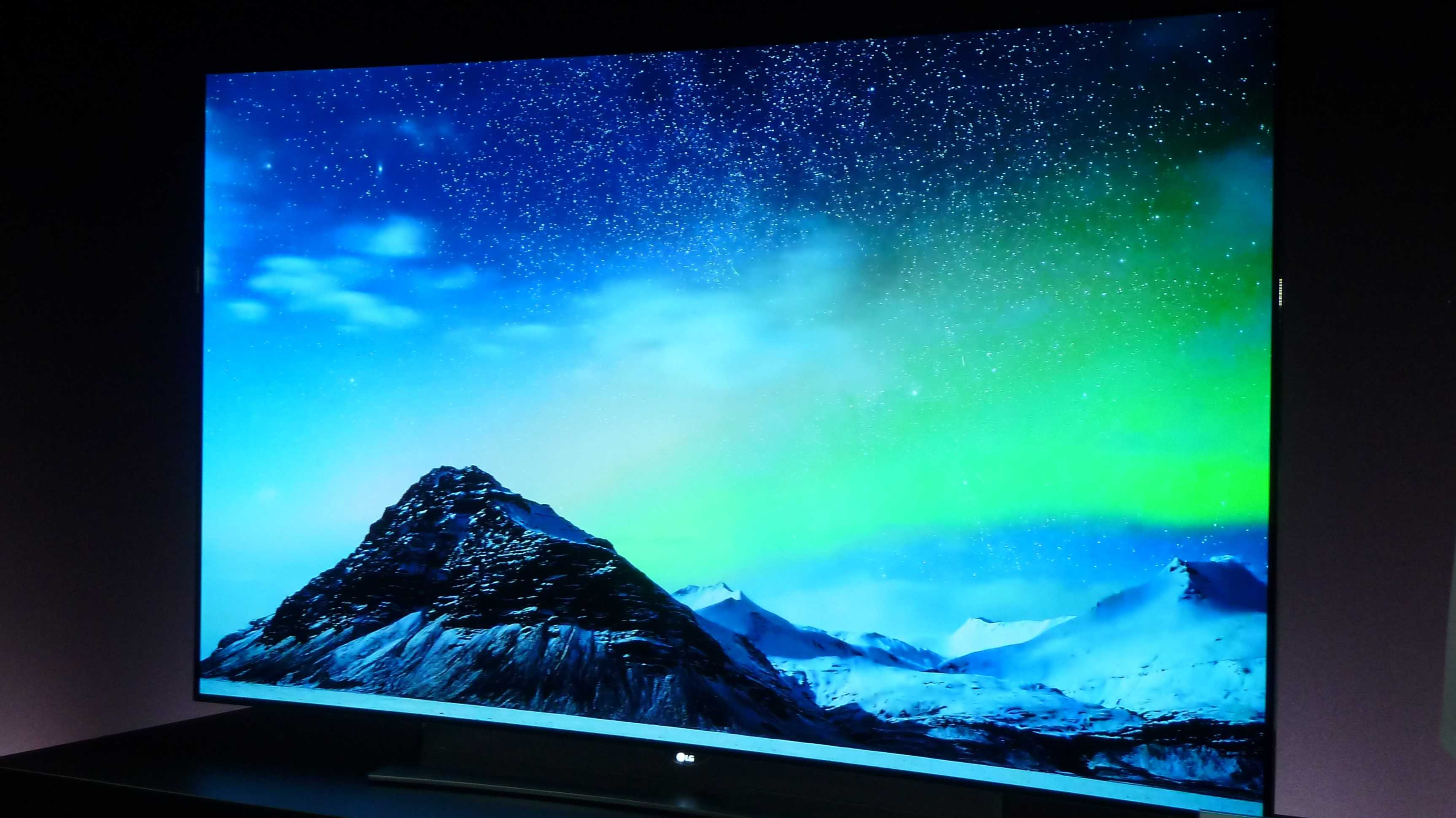 CES: OLEDs − viele Anbieter, ein Hersteller