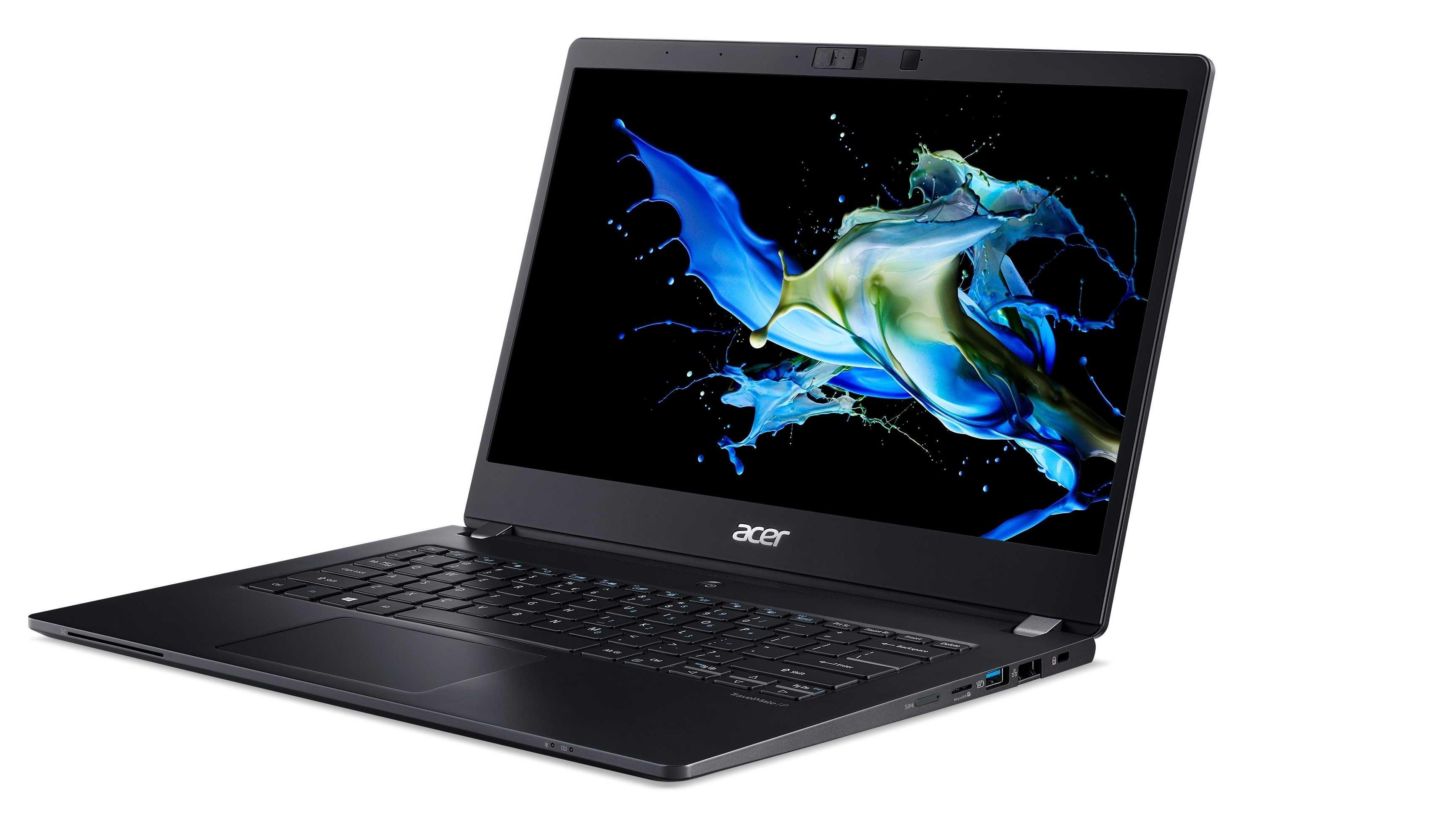 next@Acer: Leichtes Business-Notebook mit langer Laufzeit