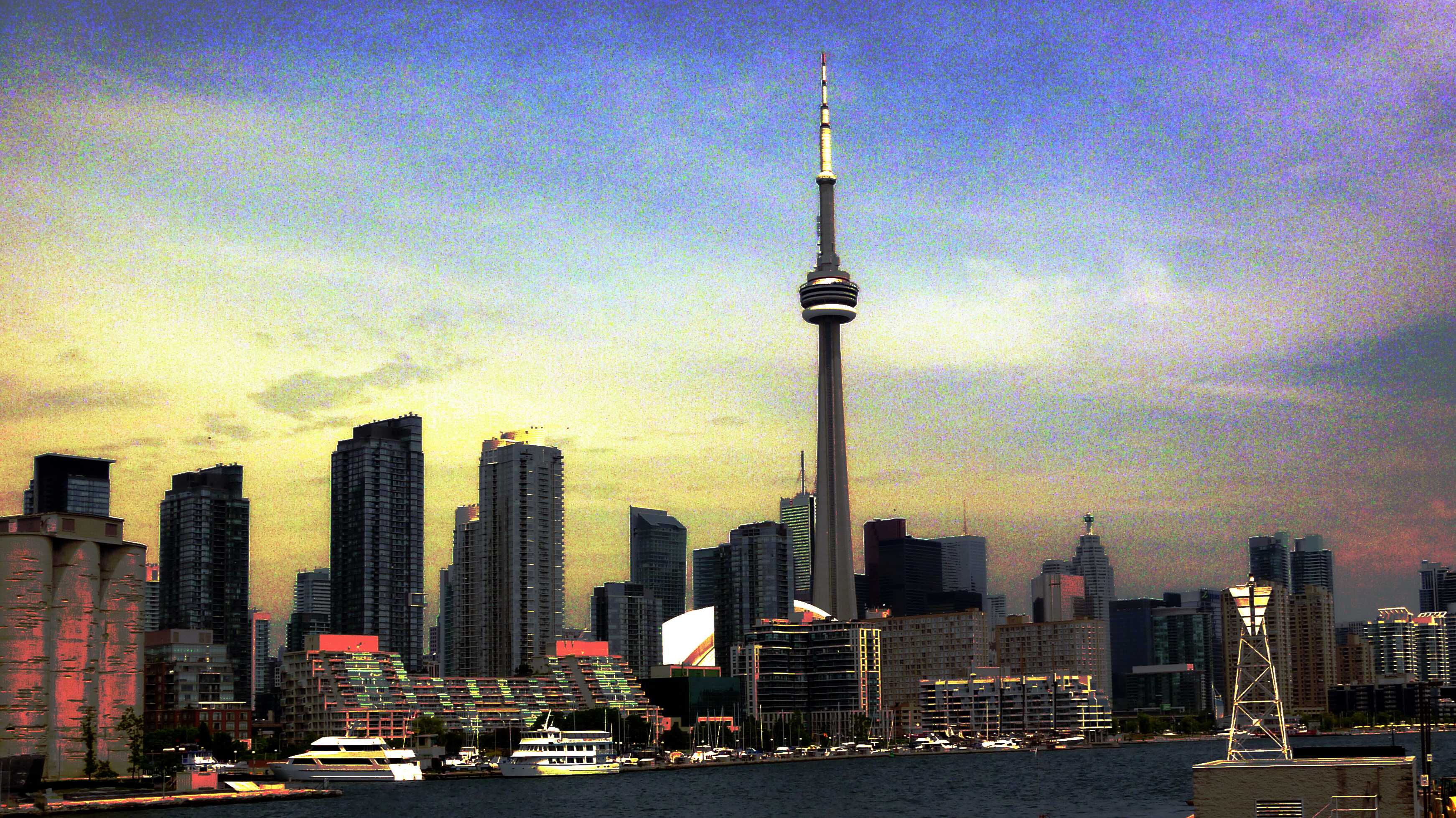 Skyline Torontos