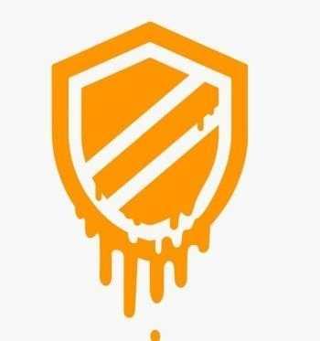 Logo der Sicherheitslücke Meltdown