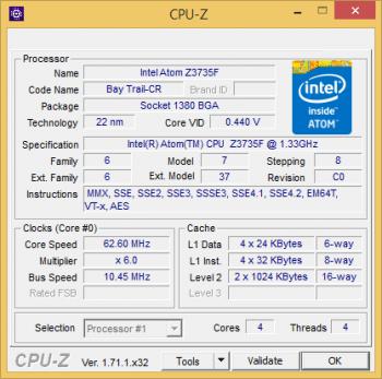66 MHz CPU-Takt unter Volllast zeigen, wie hoffnungslos überfordert das Kühlsystem ist.