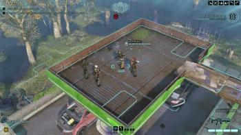 Im Gegensatz zum Vorgänger starten die XCOM-Kämpfer im zweiten Teil in der Regel im Tern-Modus in ihre Missionen.