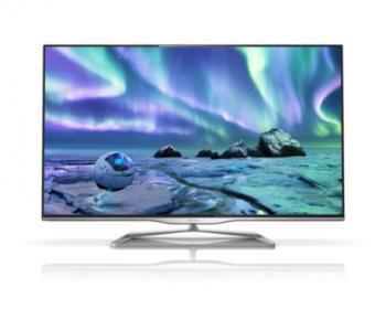 Mit dem 50-Zöller 50PFL5008K hat Philips (noch) ein 3D-TV im Programm.