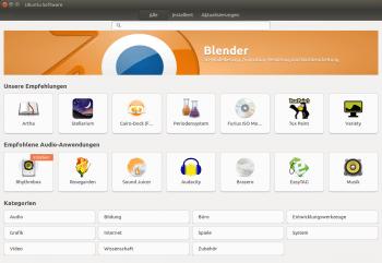 Ablöse fürs Ubuntu Software-Center: Die Software-Verwaltung von Ubuntu übernimmt ab sofort Ubuntu Software.