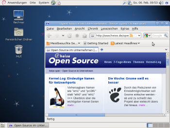 Debian 6.0 Squeeze im Kurztest